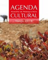 Agenda Cultural Julho e Agosto 2017