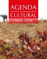 Agenda Cultural Março 2018