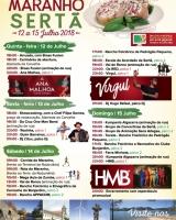 Festival de Gastronomia do Maranho - 12 a 15 de Julho Sertã